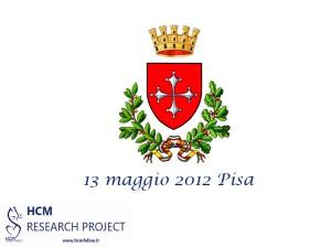 13 05 2012 Pisa