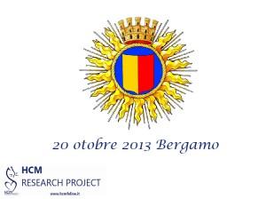 20 ottobre 2013 Bergamo