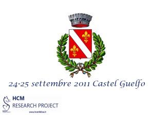 24 25 settembre 2011 Castel Guelfo
